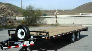 Equipment Trailers for sale / 877-292-4451 / Yucaipa Trailer