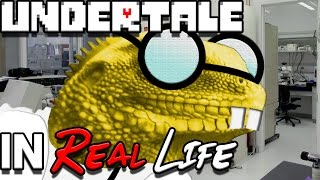 UNDERTALE in Real Life | Undertale Theory | UNDERLAB