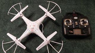 Квадрокоптер Syma X5C-1 HD камера