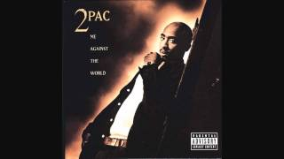 2Pac - Shed So Many Tears - Lyrics / HQ Version