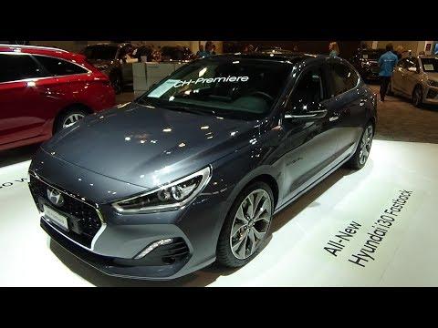 Hyundai I30 Fastback Лифтбек класса C - рекламное видео 3