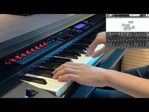 Best drummer on keyboard by Yohan Kim