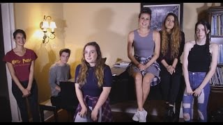 Cimorelli and Kenny Holland Singing