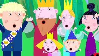 Ben and Holly's Little Kingdom Full Episode 🌟Miss Cookie's Nature Trail | Cartoons for Kids