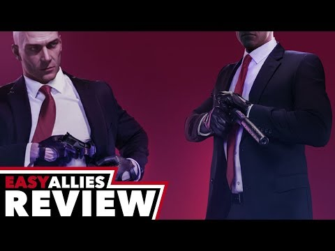 Hitman 2 - Easy Allies Review - YouTube video thumbnail