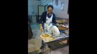 preview picture of video 'Angelo Blasi, l'artista pizzaiolo di Troia (FG)'