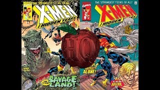 X-Men Capítulo 92: X-Men The Hidden Years #2 | X-Men The Hidden Years #3