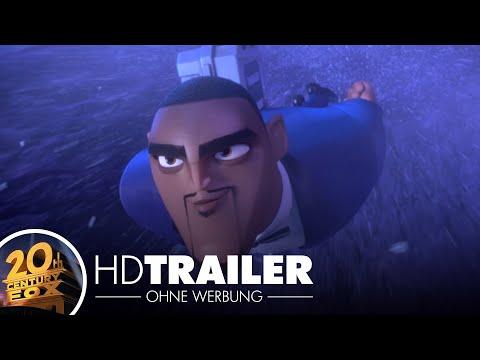 Spione UndercoverOffizieller Trailer 3 Deutsch HD German (2019)