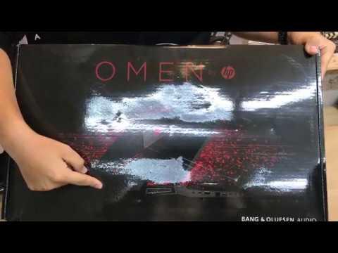 แกะกล่องแกะเครื่อง HP OMEN 15 รุ่นใหม่ปี 2017 ครั้งแรก กับ Gaming Notebook ที่หลายคนรอคอย