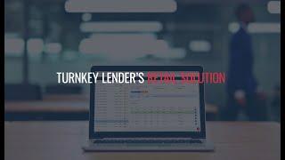 Turnkey Lender video