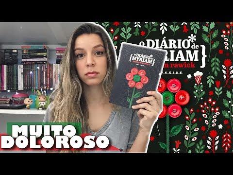 ESPERANÇA E RESISTÊNCIA: O DIÁRIO DE MYRIAM | Memórias de uma Leitora