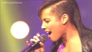 Alicia Keys & Kendrick Lamar - It's On Again  (live performance)