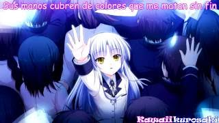 Nightcore - Colors (Spanish version)