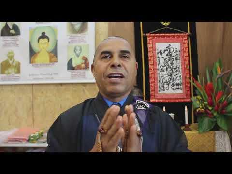 Budismo Primordial-Mensagem do Bispo Hakuei Cardoso