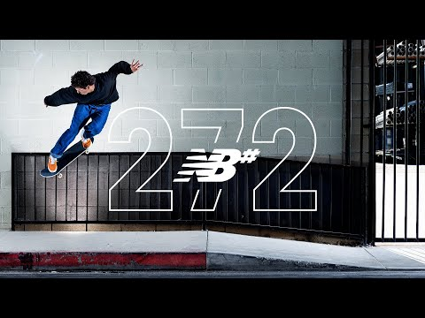 Image for video New Balance Numeric '272'