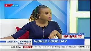 Food Nutritionist-Belinda Otieno: Good Nutrition in Kenya in the eve of World Food Day part 1