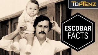 10 Fascinating Facts About the Narcoterrorist Pablo Escobar