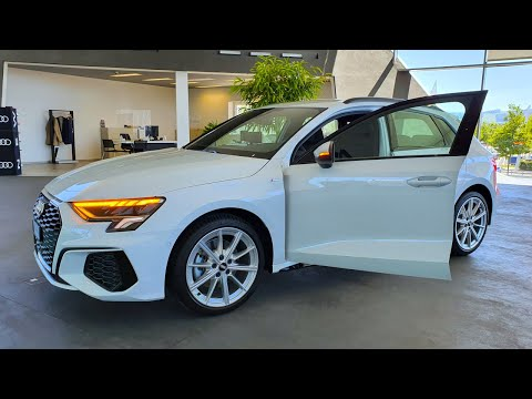 2020 Audi A3 Sportback S Line