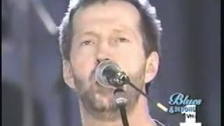 Eric Clapton - Blues Tour Practice