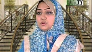 Latest Kalam Of Javeria Saleem  2014 Munawar Meri Ankho Ko