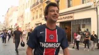 Piètre en maillot du PSG en plein Marseille !