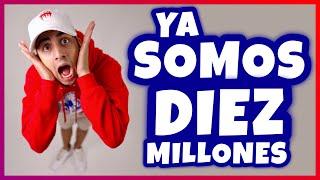 Daniel El Travieso Musica - YA SOMOS DIEZ MILLONES! (DIEZ MILLONES FT LA FAMILIA TRAVIESO)