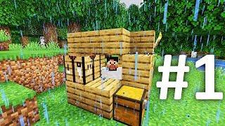 Minecraft Новый Мир #1