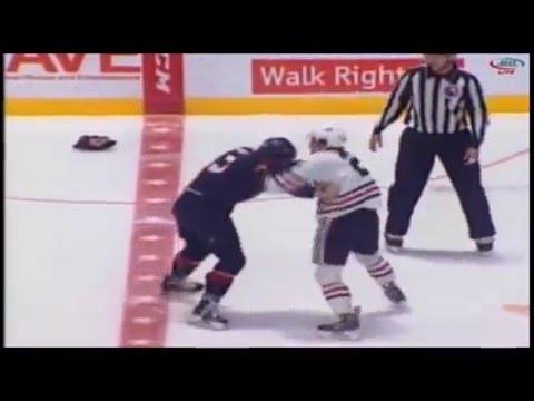 Trent Vogelhuber vs Garret Ross