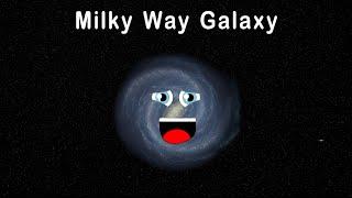 Milky Way Galaxy/Milky Way For Kids