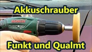 Bosch Akkuschrauber reparieren - Bosch PSR 14.4 LI