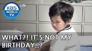 Why Is Seungjae crying?! [The Return of Superman/2018.07.22]