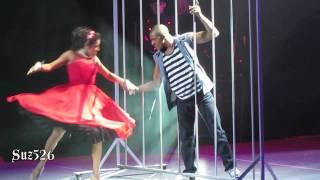 "Clairice and Mitchell ""Please Mr. Jailer"" SYTYCD Orlando 9/17/11.mov"