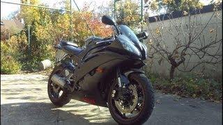 Yamaha YZF R125 Leovince Vs R6 Exhaust Jak To Zrobic