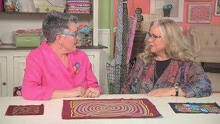 Susan Brubaker Knapp interviews Luana Rubin regarding the 2018 Tokyo Quilt Festival
