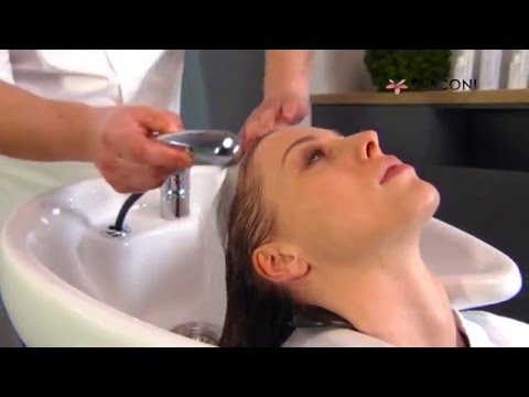 Volumen Shampoo & Conditioner anwenden // Hair Tutorial