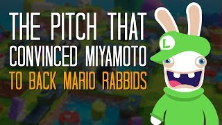 The pitch that convinced Miyamoto to back Mario Rabbids - Here