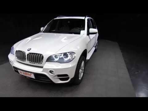 BMW X5 xDrive40d A E70 Sport 306hv, Maastoauto, Automaatti, Diesel, Neliveto, FKC-347