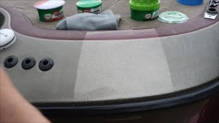 How To Remove Heavy Boat Oxidation (Fast)