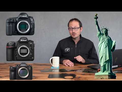 Win a Pro Camera or a Trip to NEW YORK!