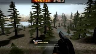 Counter-Strike Survival Games Mod!