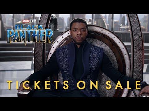 Black Panther (Trailer 'Rise')