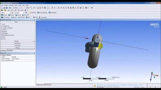 Ansys DesignModeler Tutorial 1 - Sketching and 3D Operations