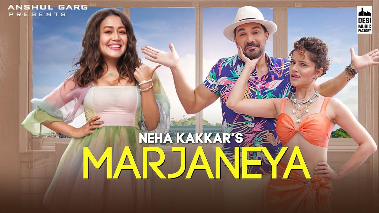 MARJANEYA - Neha Kakkar   Rubina Dilaik & Abhinav Shukla   Anshul Garg   Babbu   Rajat Nagpal  Neha Kakkar Lyrics