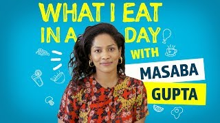 Masaba Gupta : What I eat in a day | Lifestyle | Pinkvilla | Bollywood