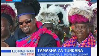 Watu zaidi ya elfu kumi washiriki tamasha za Turkana