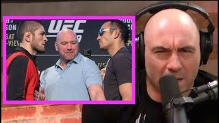 Joe Rogan Hypes Khabib vs.Tony Ferguson