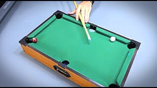 Mini Billiard Pool Table - Mainan Meja Biliar