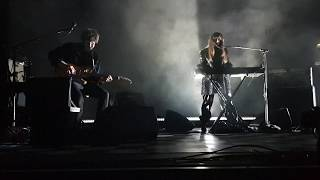 Beach House - Wild - Live in Melbourne, Forum Theatre 8 March 2019