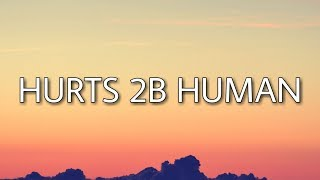 Pink   Hurts 2B Human (Lyrics) Ft. Khalid