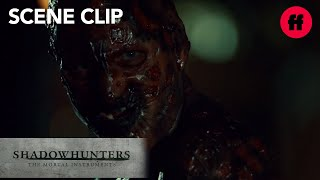 Shadowhunters | Season 2, Episode 17: Clary And Jonathan Come Face To Face | Freeform